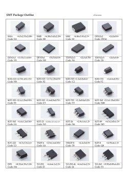 画像2: Cystech (台湾) MOSFET