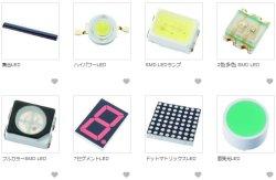 画像3: LENOO (台湾) LEDランプ、LEDディスプレイ、SMD LED