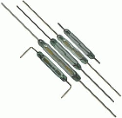 画像3: PIT-RADWAR (ポーランド) 旧:Dolam リードリレー、リードセンサー、リードスイッチ