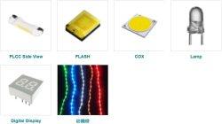 画像2: Harvatek (台湾) SMD LED、7セグ、ドットマトリックス、スルーホールLED